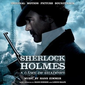 <i>Sherlock Holmes: A Game of Shadows</i> (soundtrack) 2011 soundtrack album by Hans Zimmer