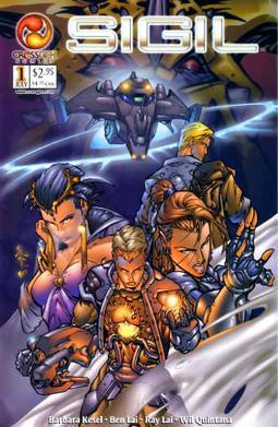 Sigil Comics Wikipedia