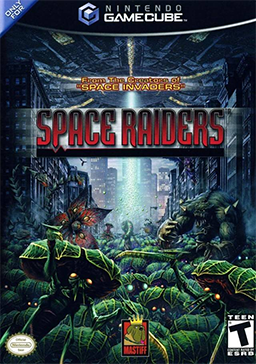 Space Raiders Video Game Wikipedia
