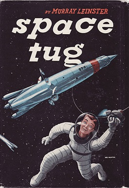 <i>Space Tug</i> (novel) book by Murray Leinster