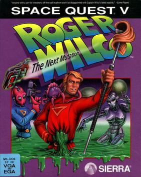 Space Quest V Wikipedia