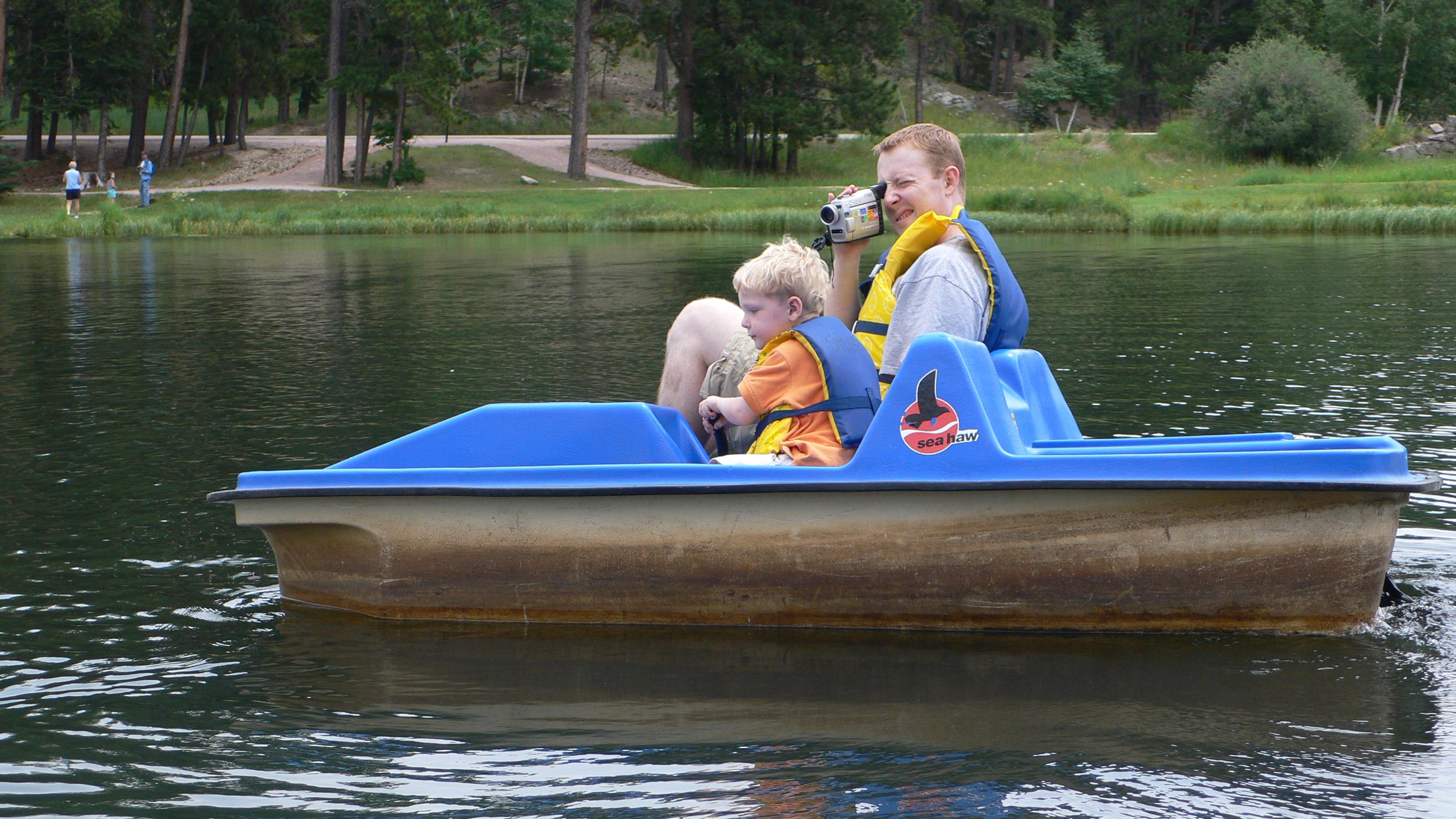 Motor Boat And Paddle Boat Rentals  Placid Boat Rentals
