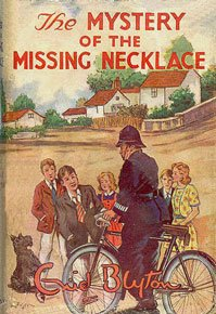 <i>The Mystery of the Missing Necklace</i> novel by Enid Blyton