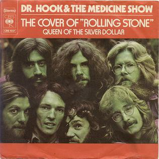 The Cover of Rolling Stone Single by Dr. Hook & the Medicine Show