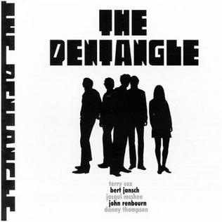 <i>The Pentangle</i> (album) 1968 studio album by Pentangle
