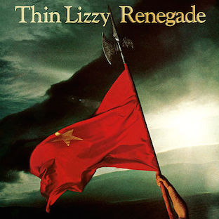 <i>Renegade</i> (Thin Lizzy album) 1981 studio album by Thin Lizzy
