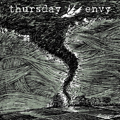 <i>Thursday / Envy</i> 2008 EP (split) by Thursday & Envy