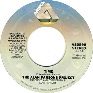 Time (The Alan Parsons Project song) song by the Alan Parsons Project