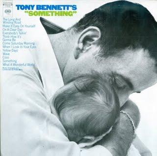 """<i>Tony Bennetts """"Something""""</i> 1970 studio album by Tony Bennett"""