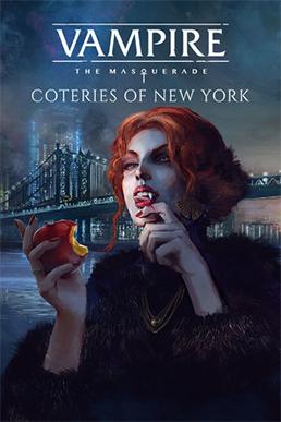 Vampire: The Masquerade – Coteries of New York - Wikipedia