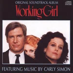 <i>Working Girl</i> (Original Soundtrack Album) 1989 soundtrack album by Carly Simon