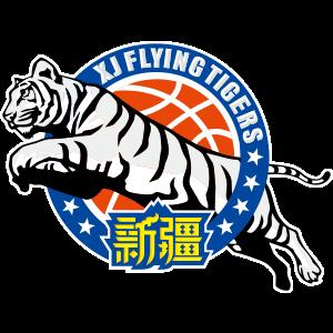 Xinjiang Flying Tigers Basketball team in China