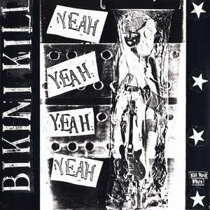 <i>Yeah Yeah Yeah Yeah</i> 1993 studio album by Bikini Kill