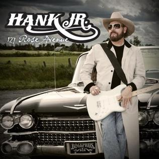 <i>127 Rose Avenue</i> 2009 album by Hank Williams Jr.