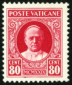 Postage stamps and postal history of Vatican City