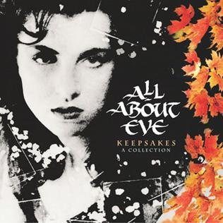 <i>Keepsakes</i> (album) 2006 compilation album by All About Eve