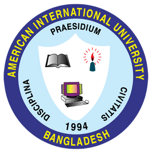 A private university in Bangladesh