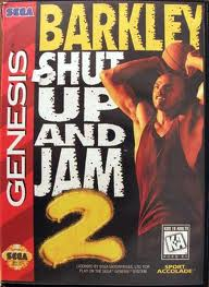 <i>Barkley Shut Up and Jam 2</i> 1995 video game