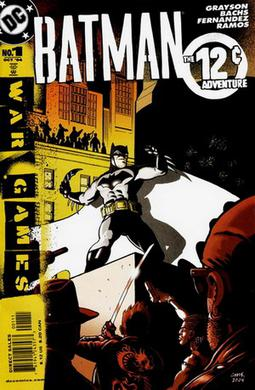 Batman The 12 Cent Adventure Wikipedia