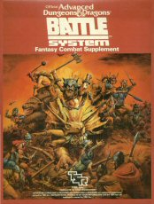 Battlesystem 1st Edition