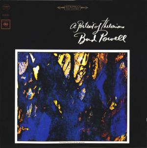 <i>A Portrait of Thelonious</i> 1965 studio album by Bud Powell
