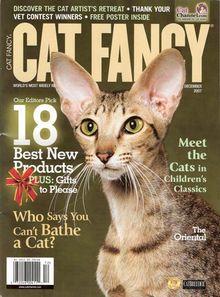 <i>Cat Fancy</i>