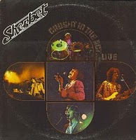 <i>Caught in the Act... Live</i> 1977 live album by Sherbet