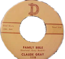 Family Bible (song)