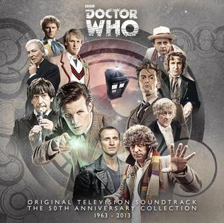 dr who 50th anniversary collection