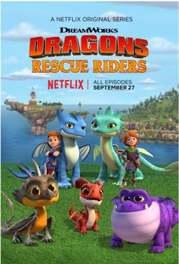 Dreamworks Dragons Rescue Riders Wikipedia