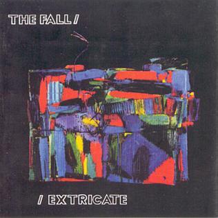 <i>Extricate</i> 1990 studio album by The Fall