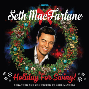 <i>Holiday for Swing</i> 2014 studio album by Seth MacFarlane