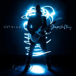 <i>Shapeshifting</i> (Joe Satriani album) 2020 studio album by Joe Satriani