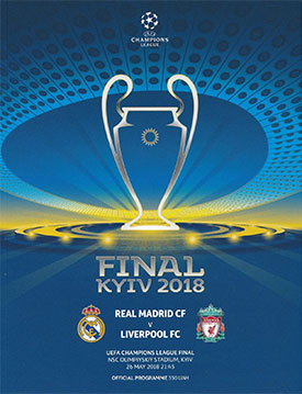 2018 uefa champions league final wikipedia 2018 uefa champions league final