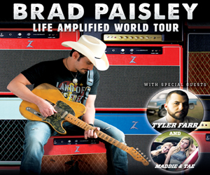 Life Amplified World Tour