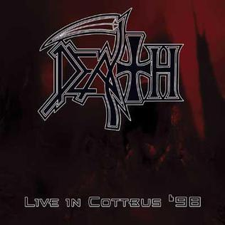 <i>Live in Cottbus 98</i> 2005 video by Death