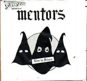 <i>Live in Frisco</i> 1987 live album by Mentors