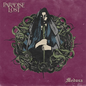 <i>Medusa</i> (Paradise Lost album) 2017 studio album by Paradise Lost