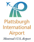 airport in Plattsburgh, New York