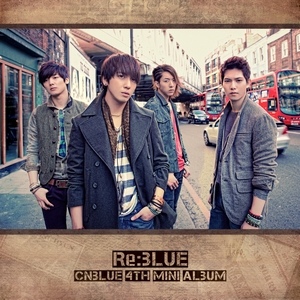 <i>Re:Blue</i> 2013 EP by CNBLUE