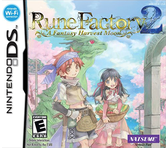 <i>Rune Factory 2</i> 2008 simulation/role-playing video game