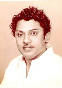S. S. Rajendran Indian politician