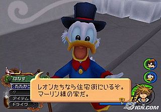 c5307451cb Scrooge in Kingdom Hearts II