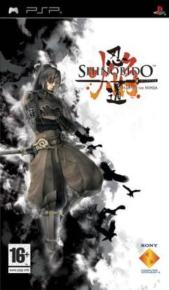 game ps2 shinobido way of the ninja book