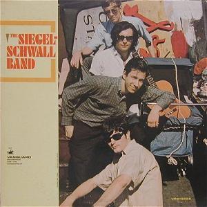 <i>The Siegel–Schwall Band</i> (1966 album) 1966 studio album by Siegel–Schwall Band