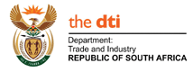 South Africa Department of Trade and Industry logo.png