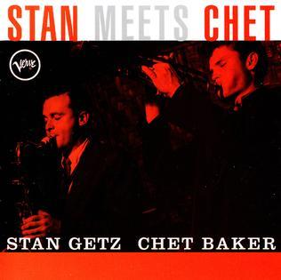 <i>Stan Meets Chet</i> 1958 studio album by Stan Getz and Chet Baker