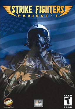 Strike project 1 (pc-full-1 links) Strike_Fighters_-_Project_1_Coverart