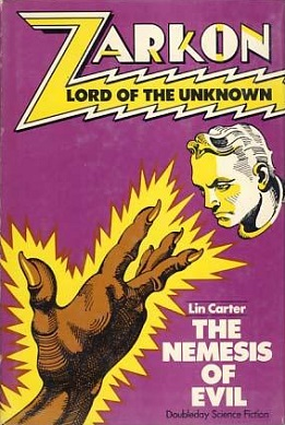 <i>The Nemesis of Evil</i> Science fiction novel