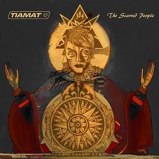 <i>The Scarred People</i> 2012 studio album by Tiamat